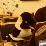 Tux at work III